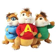 aliexpress buy 24cm movie alvin chipmunks alvin soft