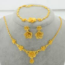 new gold set find more jewelry sets information about new trendy 22k gold