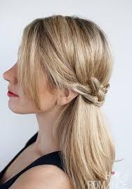 plait at back of head hairstyle hairstyle tutorial half crown braid hair romance