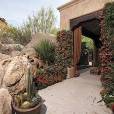 Desert Backyard Ideas 135 Best Southwest Gardening Landscape Patios Images On Pinterest