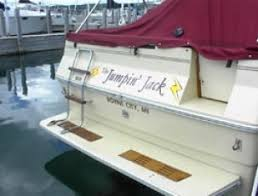 create your own custom boat grapics decals u0026 vinly letters