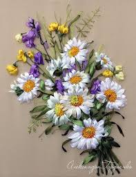 silk ribbon embroidery silk ribbon embroidery designs and stitches