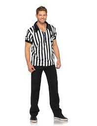 referee costume men s referee costume charmed costumes