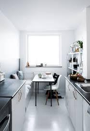 küche bartisch tisch in kleiner kuche nolte design weis kuchenschublade