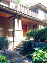 welcoming front yard designs pumpkin brook organic gardening