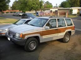 wagoneer jeep lifted 1993 jeep grand wagoneer north american grand cherokee association