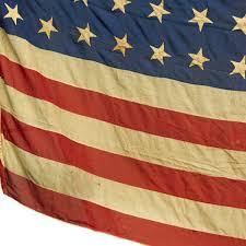 Civil War Union Flag Pictures Original U S Civil War Union Uss Eutaw 35 Star American Flag