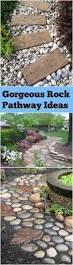 home design brilliant ideas for stone pathways in your garden