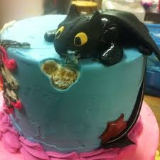 toothless cake topper lovely decoration how to your birthday cake luxury