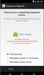 android superuser a developers guide to risky android app permissions sitepoint