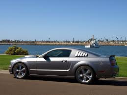 2007 Mustang Black Rims 07tungsten 2007 Ford Mustang Specs Photos Modification Info At
