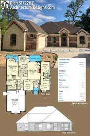 house plan with brick and stone remarkable best plans stories
