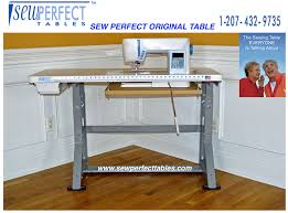 Sewing Machine Cabinets For Pfaff Buy Sewing Tables By Sew Perfect Online