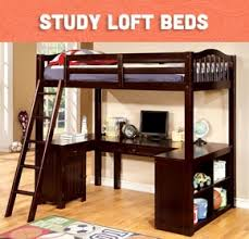 wooden loft beds loft beds with desks u0026 stairs loft twin beds