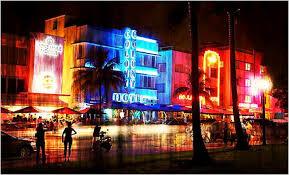 imagenes miami de noche sabes qué hacer en un viaje a miami de turismo