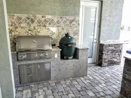 outdoor kitchen backsplash ideas 33 new outdoor kitchen backsplash images e villa