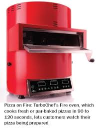 Turbochef Toaster Oven Turbochef The Fire Super Fast Convection Oven Pizza Direct