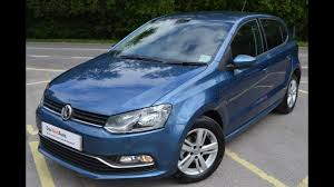 2016 vw new polo 1 0 match 60ps bmt 5dr manual blue silk