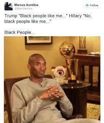 Funny Memes Black People - funniest memes from the hillary clinton donald trump debate bossip