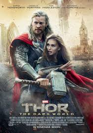 thor the dark world posters thor and jane foster visit london