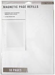 magnetic photo album refill pages magnetic photo album refill pages compare prices at nextag