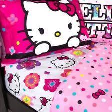 kitty bedding ebay