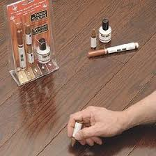 how to repair scratches in hardwood floors
