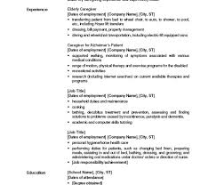 Resume Good Example by Resume How To Write Objective Statement