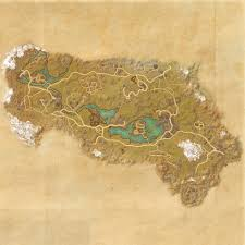 Bal Foyen Treasure Map Tes Online Map Of The Rift