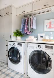 how our new laundry room came together emily henderson