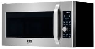 lg studio stainless convection microwave oven lsmc3086st