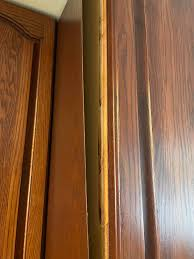best wood glue for kitchen cabinets best way to fix this peeling wood panel on a kitchen cabinet