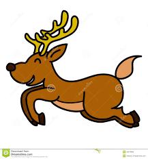 cartoon bugatti reindeer