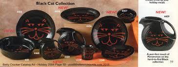 fiesta black cat betty crocker exclusive