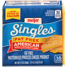 processed cheese meijer com