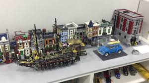 lego room tour 3 the city is gone youtube