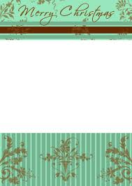 christmas card templates rtcrita u0027s blog