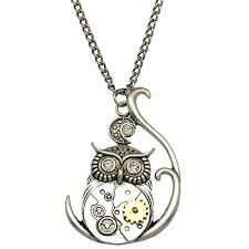 steampunk necklace vintage images Steampunk jewelry necklaces earrings bracelets hair clips jpg