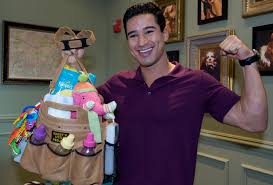 pampers prize pack giveaway and new mario lopez baby shower