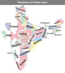 india explained in 20 maps vivid maps