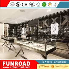 Shop In Shop Interior by Fashion Watch Display Showcase In Shop Interior Design Buy