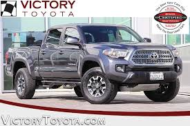 toyota tacoma best year model used 2017 toyota tacoma cab pricing for sale edmunds