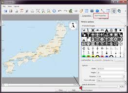 qgis layout mode quantum gis qgis tutorials tutorial making maps for print using qgis