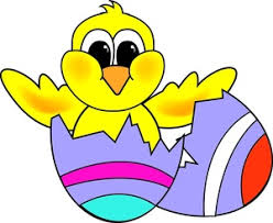 Decorated Easter Eggs Clip Art cartoon designs easter eggs clipart image 12047