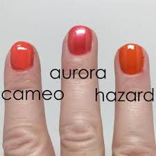 aurora nail polish by acquarella