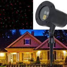 star bright christmas light projector star bright laser light projector moving red green dots outdoor