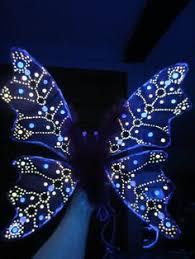 light up fairy wings led light up fairy wings white 175 00 via etsy clothes