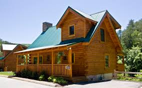 1 bedroom log cabin in pigeon forge u0027s smoky mountains for 2 adults