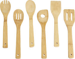 Wayfair Kitchen Sets by Wayfair Basics Wayfair Basics 6 Piece Bamboo Utensil Set