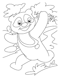 fox racing coloring pages panda the race winner coloring pages download free panda the
